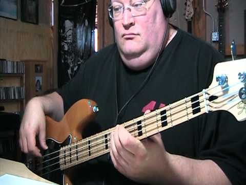 Mana Selva Negra Bass Cover