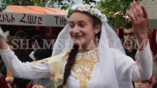 Ալավերդիում հայկական ավանդական հարսանիքի բեմադրմամբ բացվեց «Հայի տուն» մշակույթի և տուրիզմի կենտրոնը