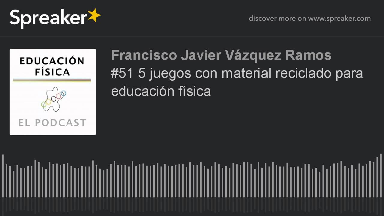 51 5 Juegos Con Material Reciclado Para Educacion Fisica Youtube