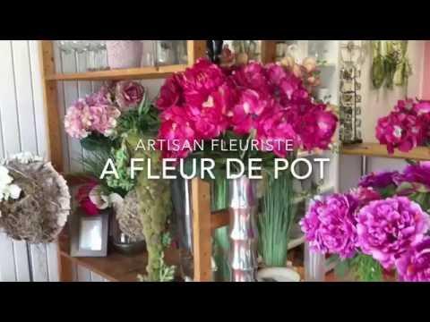 Peggy fleuriste - A Fleur de Pot - La Chambre