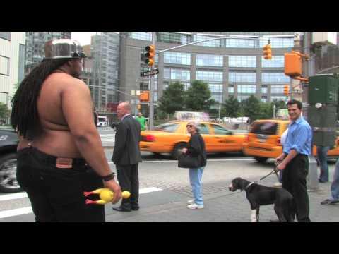 Mr Pregnant In Manhattan #14 Hey Doggy