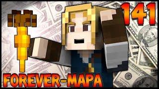 UM DIA DE OURO!! - Forever Mapa #141 - Minecraft 1.8