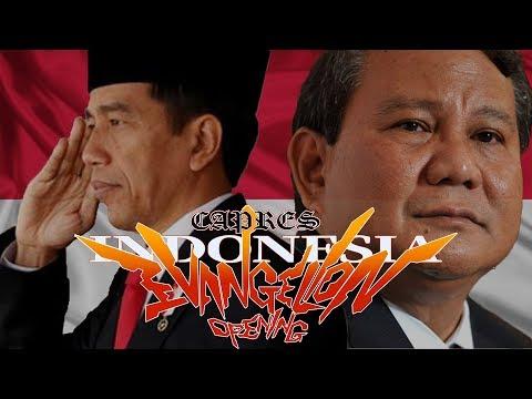 CAPRES INDONESIA 2019 | EVANGELION OPENING