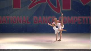 Tanner Fant and Ainsley Dobbs Duet Concrete Angel Dance