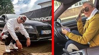 🔴 Diese krassen AUTOS fahren Deutsch Rapper 🚗 Gzuz, Capital Bra, Farid Bang