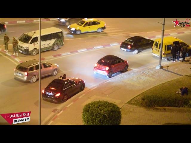 التحدّي : طلّوس راقد في الشارع في البرد