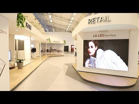 LG Business Solutions Center: conheça o showroom com o que há de mais moderno da marca