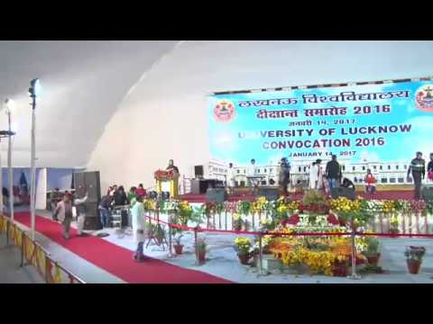 University of Lucknow Live Stream
