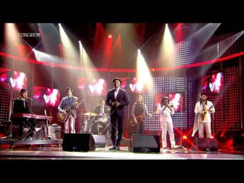 Aloe Blacc - Wake Me Up (Live 2013)