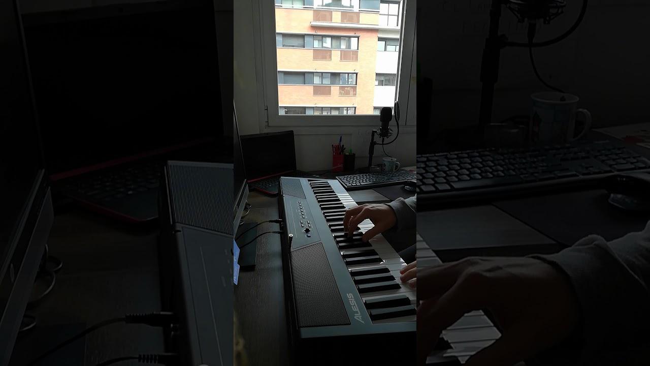 Aprendiendo piano - Día 67