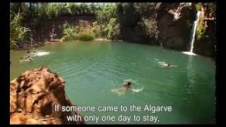 [Promotional video - UK] Algarve. Europe's most famous secret.
