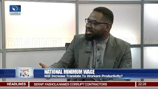 Minimum Wage: Will Increase Translate To Workers Productivity?