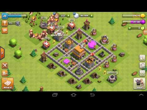 Two leaders in one clan in clash of clans!!!Are they hackers?