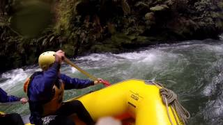 White Water Rafting | GoPro Hero 3 Black Edition