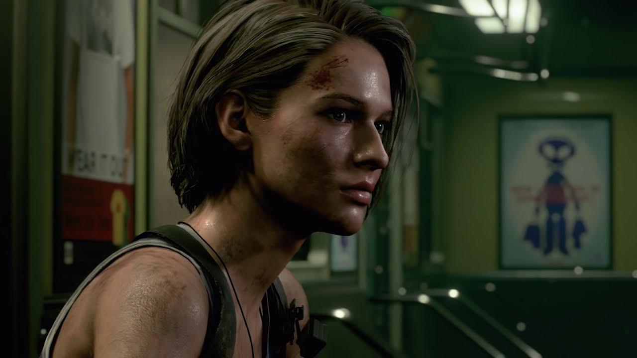 PS4《Resident Evil 3》「追跡者Nemesis」宣傳影像 (中文字幕)