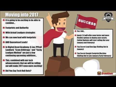 Digital Assets in 2017?