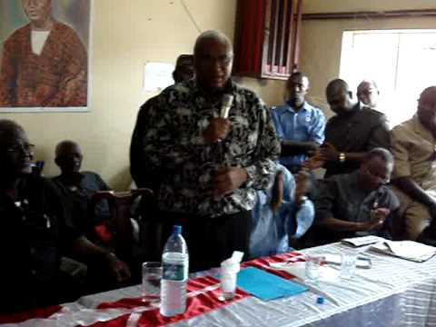 Sierra Leone's Opposition Leader visits Ruling Party HQs