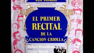 El Primer Recital de la Canción Criolla (1968) - fragmento