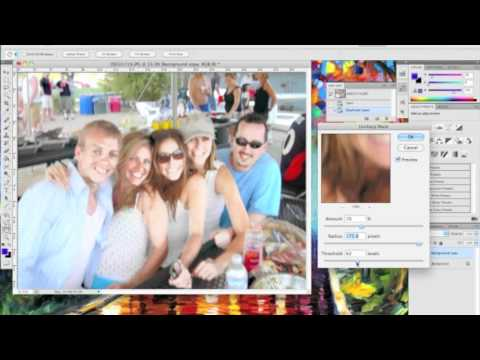How To Make Blurry Photos Not So Blurry | 3 Minute Miracles