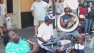 Just A Closer Walk With Thee - Doreen´s Jazz - New Orleans