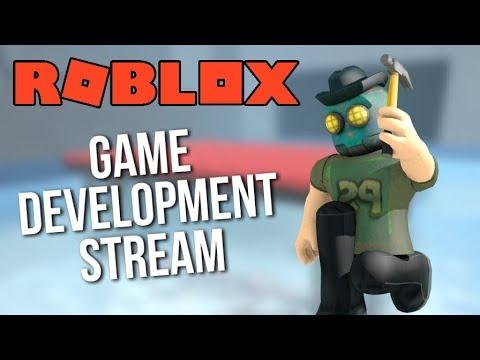 Roblox Game Development Stream Youtube