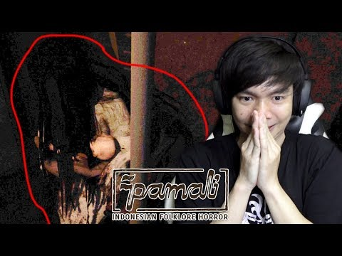 Game Horror Indonesia Baru - Pamali Horror Game (DEMO)