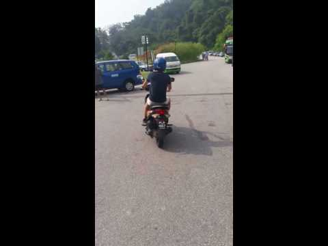 Penang trip rent a scooter for only RM35