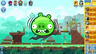 Angry Birds Friends Weekly Tournement all  levels   week 304