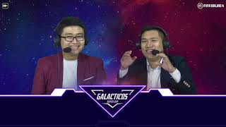 [28.07.2019] King Dragon vs Retro Kid [GALACTICOS SUPER CUP][Tranh Hạng 3]