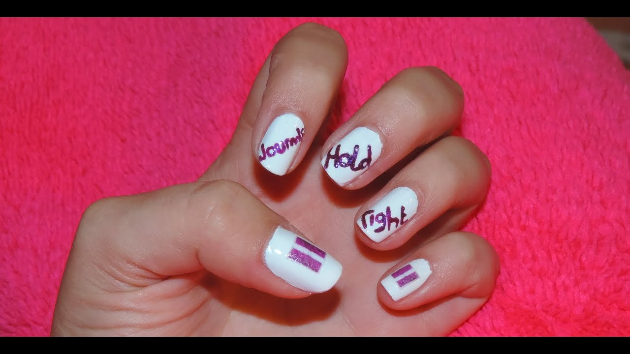 Justin Bieber- Hold Tight Nails - YouTube