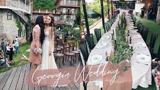 Свадьба, Любовь и Немножко Грузии ♡ Грузинский Влог #1