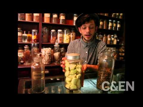 19th century medicine & voodoo -- A Tour of the New Orleans Pharmacy Museum