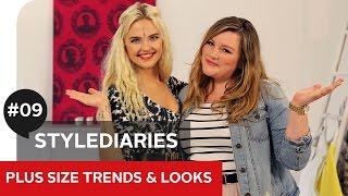 Zelebriere deine Kurven! Curvy Looks mit Theodora Flipper & Bonnie Strange – Stylediaries #09 – OTTO