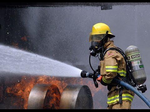 Пожарные костюмы. Виды пожарных костюмов