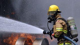 видео Боевая одежда пожарного БОП-I-А для ком.состава (тип А)