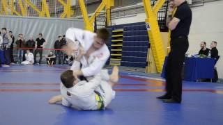 Blue Belt Scottish grappling competition at Ravenscraig 2017 Feb