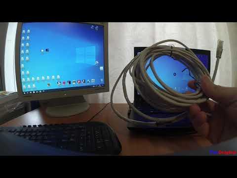 Как с одного ноутбука передавать файлы на другой по вайфай?