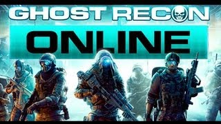 Ghost Recon Online - PC Gameplay