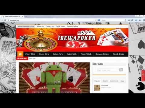 Video Daftar situs poker online terpercaya 2015