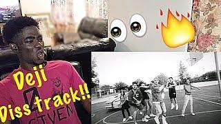 JAKE PAUL - CHAMPION ( OFFICIAL MUSIC VIDEO) FT JITT & QUAN **REACTION**