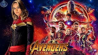Avengers: Infinity War - Captain Marvel Confirmed to Appear?