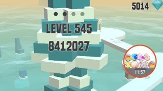 New World Record Fire Balls 3D Android Game High Score 5 527-545