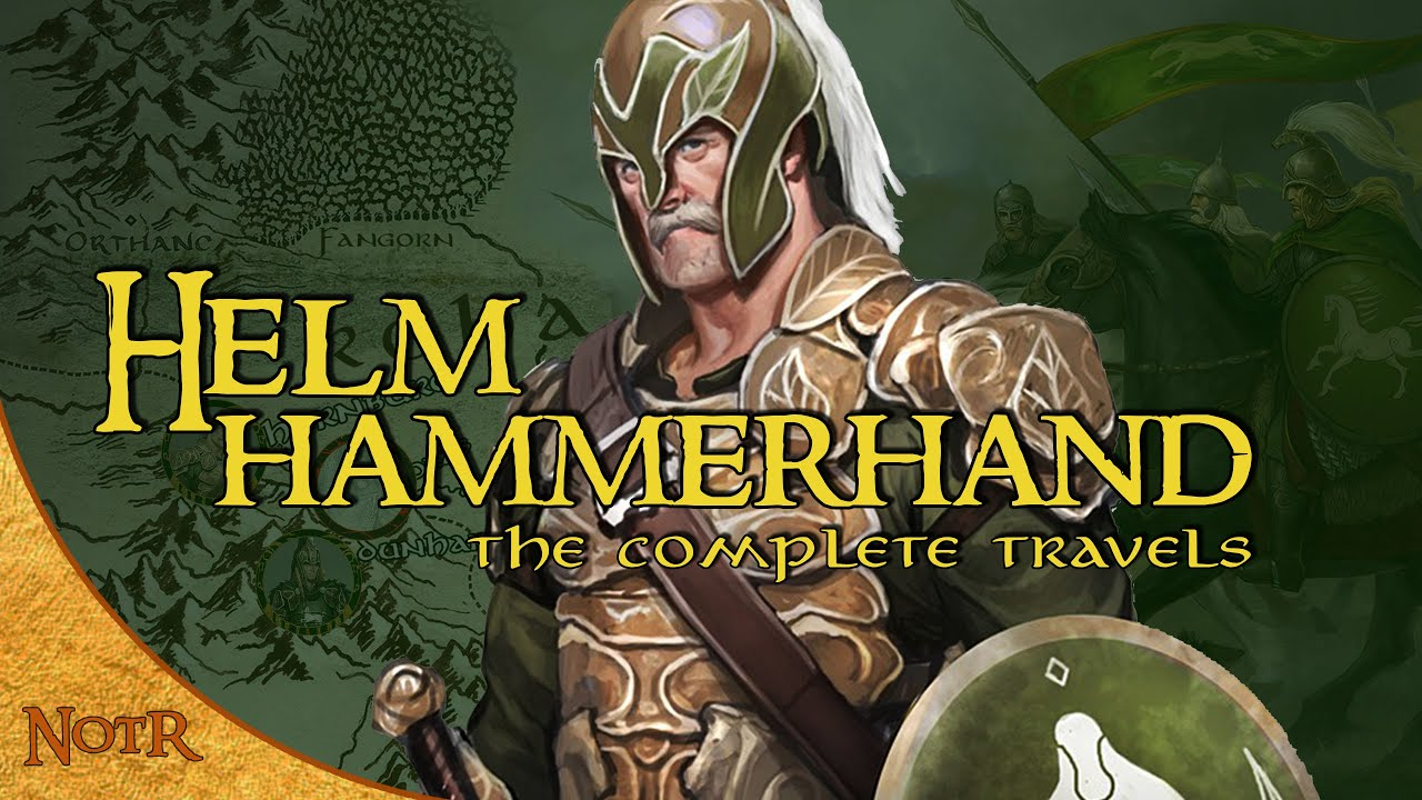 Helm Hammerhand and the War of the Rohirrim | Tolkien Explained