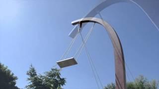 Garden Swing Design