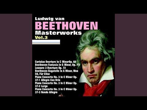 Coriolan Overture In C Minor, Op. 62