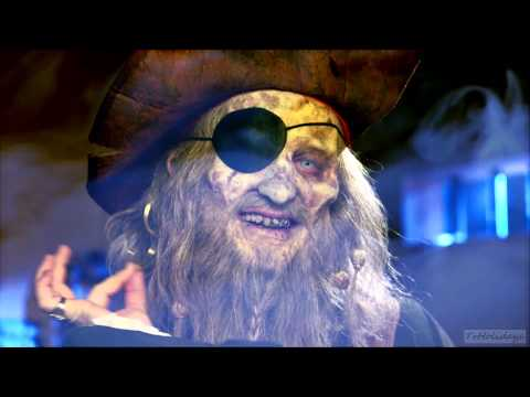 Disney Channel HD Spain - 13 Days of Halloween 19-10-12