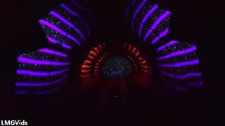 [4K] 2017 Space Mountain W/ VISIBLE STARS (Extreme Low Light) Disneyland California POV