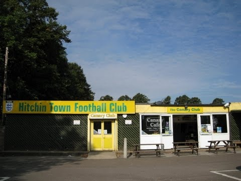 Hitchin Town F.C 1-1 St Albans City F.C : The Goals