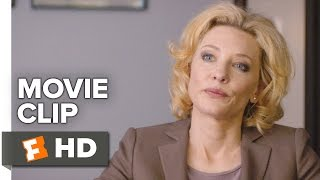 Truth Movie CLIP - Tell Me About Your Work (2015) - Cate Blanchett, Robert Redford Movie HD