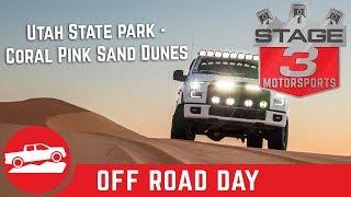Stage 3 Motorsports Utah Coral Pink Sand Dunes Off Road Highlights